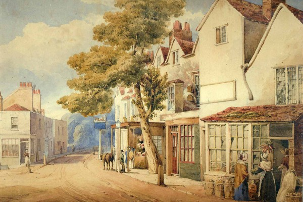 History of Hackney Course from 13th Oct. – 8th Dec.