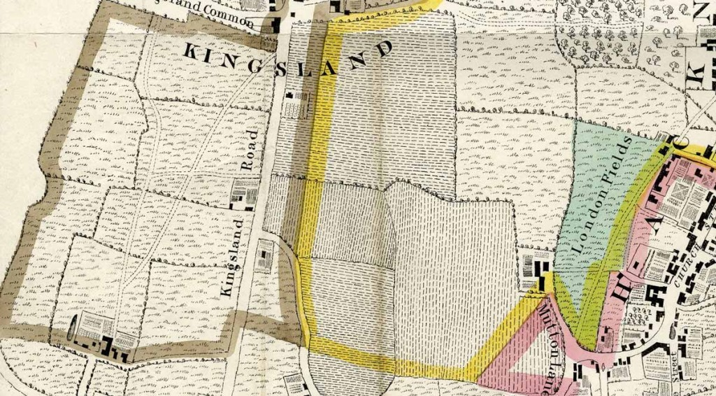 An introduction to the history of Hackney Wed 25th Aug 7.00pm