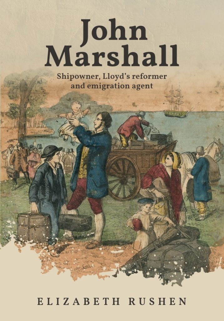 7th May Talk: The enigmatic John Marshall of Hackney by Liz Rushen [cancelled]